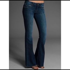 NWOT William Rast Ryley Flare Jeans